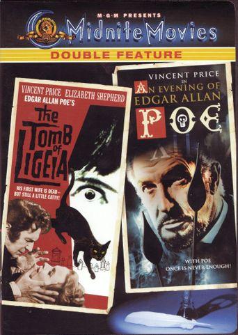 An Evening of Edgar Allan Poe Poster