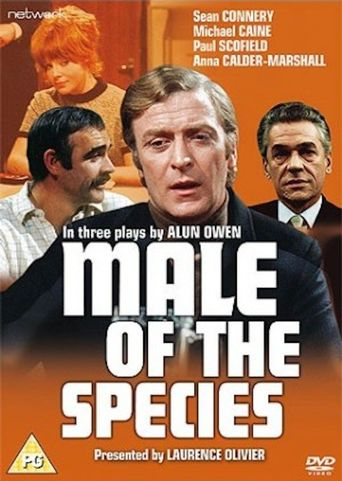 Male of the Species Poster