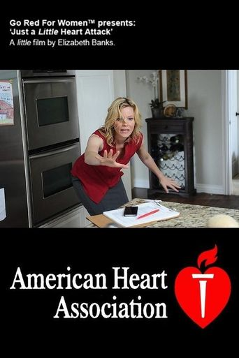 Just a Little Heart Attack Poster