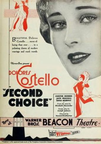 Second Choice Poster