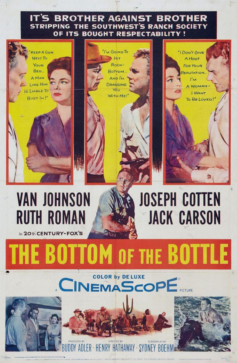 The Bottom of the Bottle Poster
