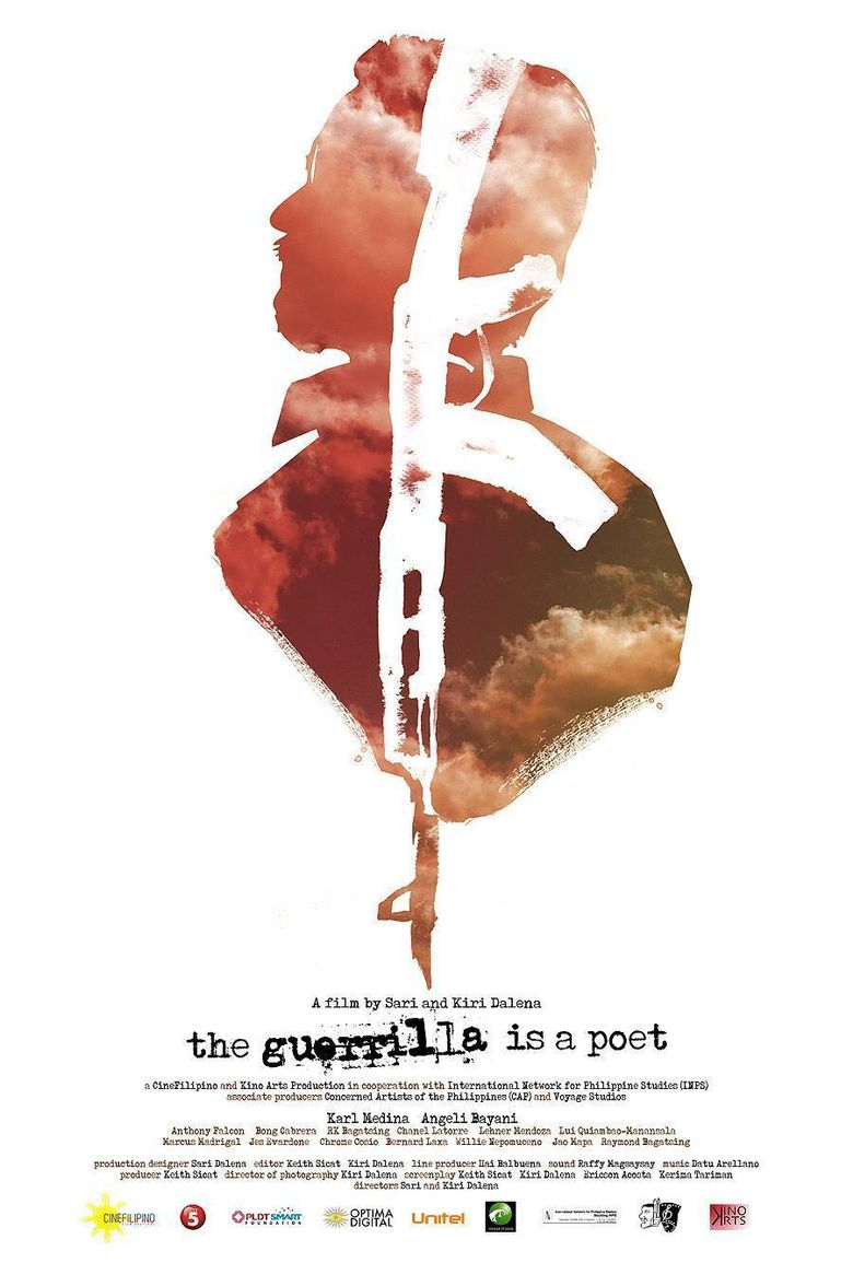 The Guerilla is a Poet Poster