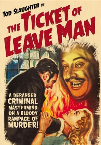 The Ticket of Leave Man Poster
