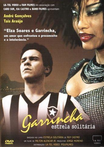 Garrincha: Lonely Star Poster