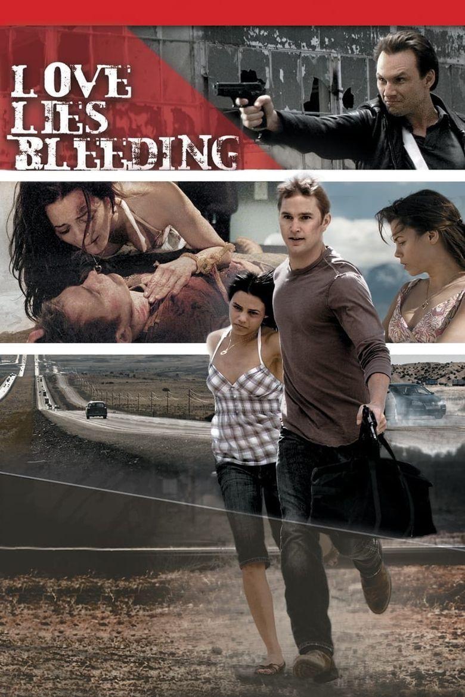 Love Lies Bleeding Poster