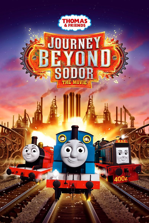 Thomas & Friends: Journey Beyond Sodor Poster