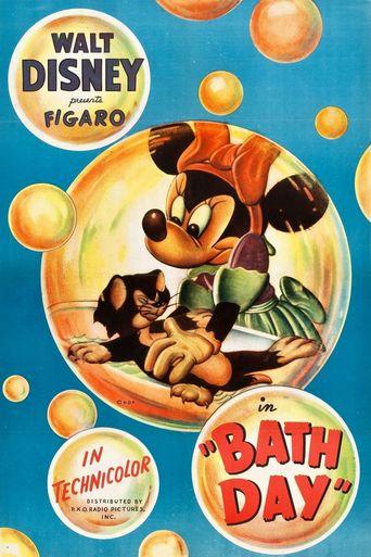 Bath Day Poster