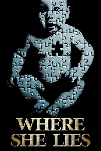 Where She Lies Poster