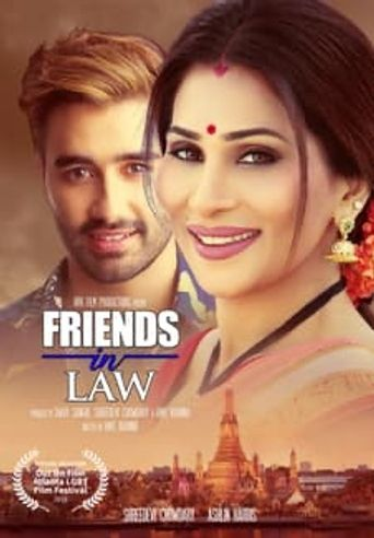 Friends in Law Poster