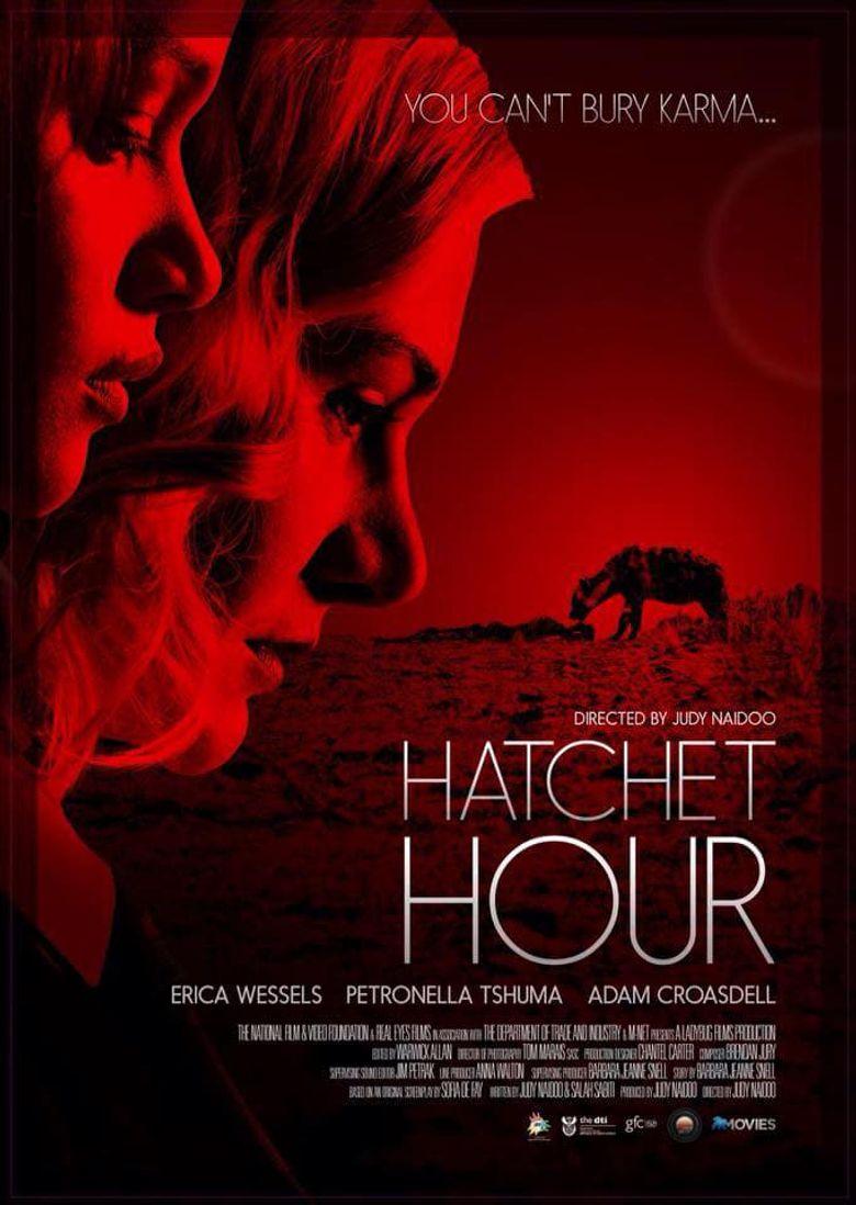Hatchet Hour Poster