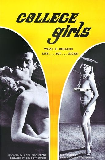 College Girls Poster