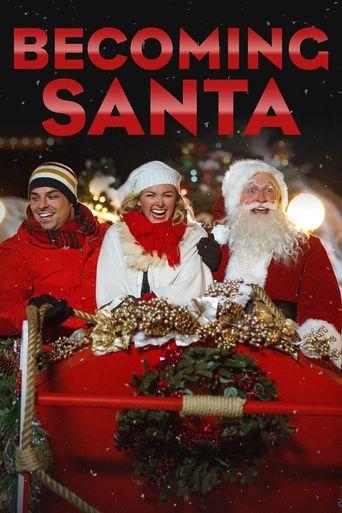 Becoming Santa Poster