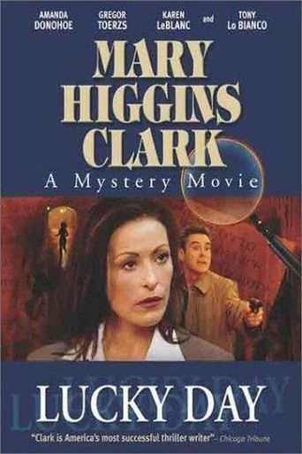 Mary Higgins Clark's Lucky Day Poster