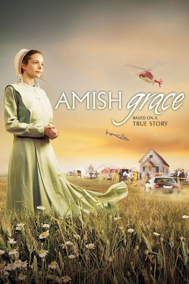 Amish Grace Poster