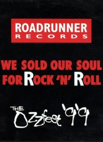 We Sold Our Souls for Rock 'n Roll Poster