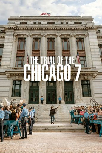 The Trial of the Chicago 7 Poster