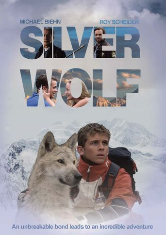 Silver Wolf Poster