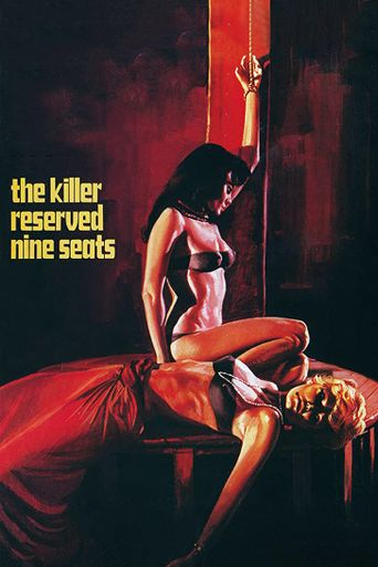 The Killer Reserved Nine Seats Poster