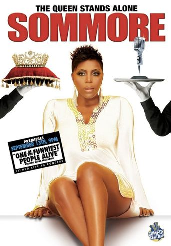 Sommore: The Queen Stands Alone Poster