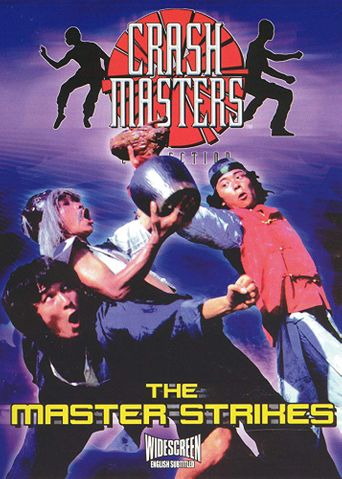 The Master Strikes Poster