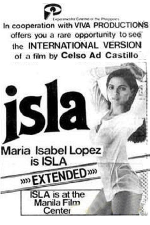 Isla Poster