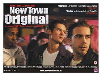 New Town Original Poster