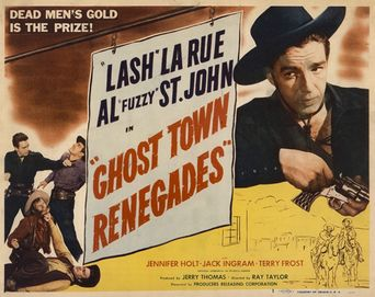 Ghost Town Renegades Poster
