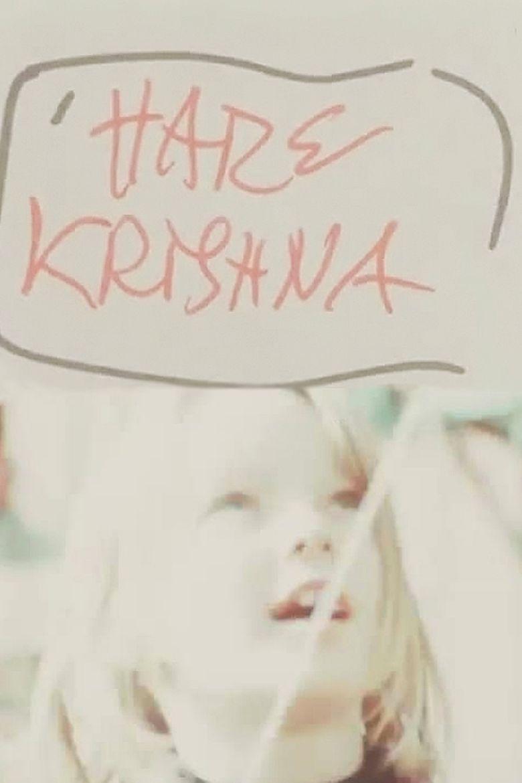 Hare Krishna Poster