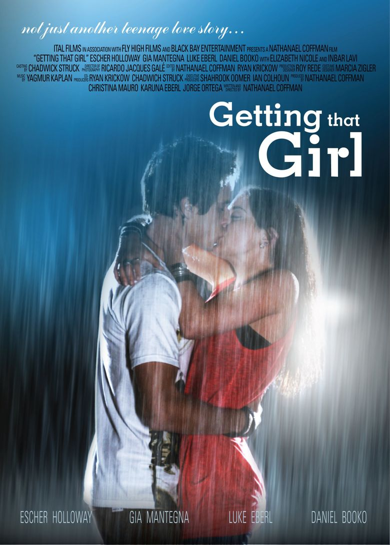 Getting That Girl Poster