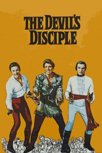 The Devil's Disciple Poster