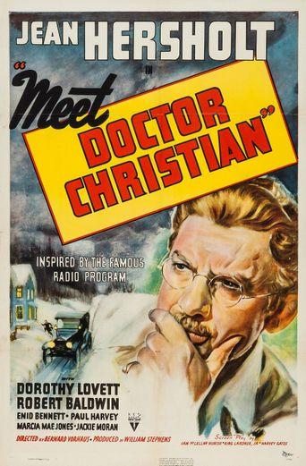 Meet Dr. Christian Poster