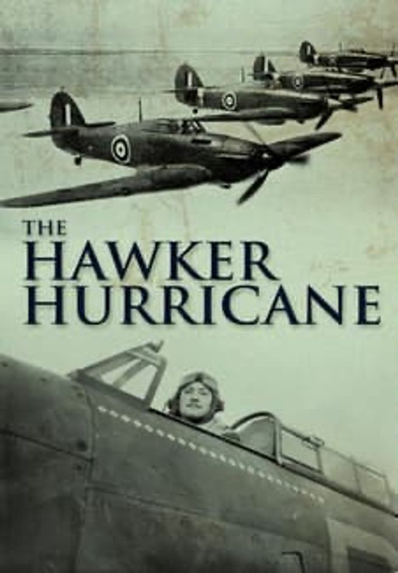 The Hawker Hurricane Poster