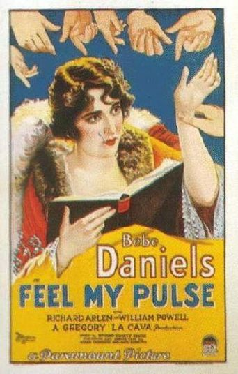 Feel My Pulse Poster