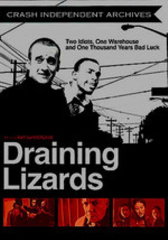 Draining Lizards Poster