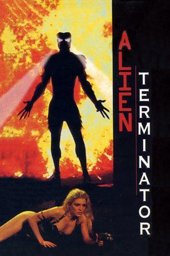 Alien Terminator Poster