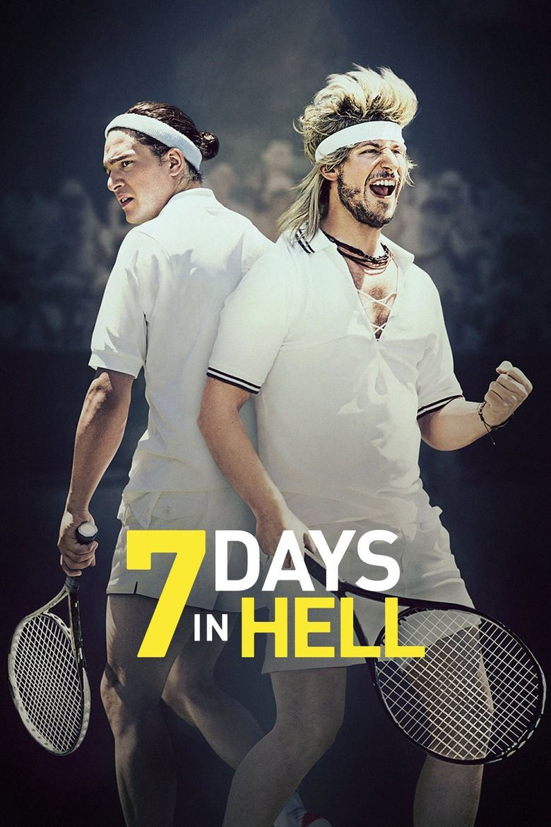 7 Days in Hell Poster