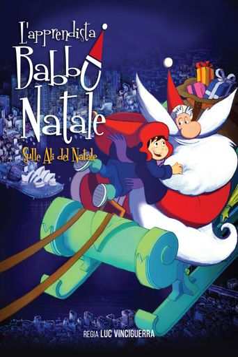 The Magic Snowflake Poster