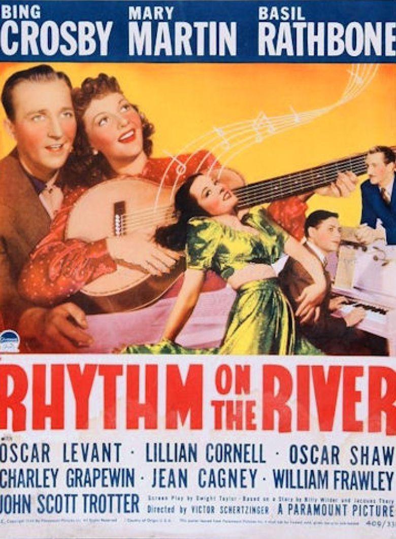 Rhythm on the River Poster