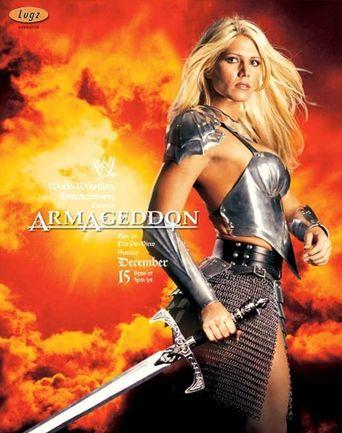 WWE Armageddon 2002 Poster
