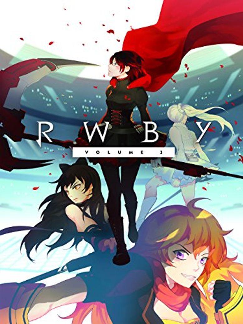 RWBY: Volume 3 Poster