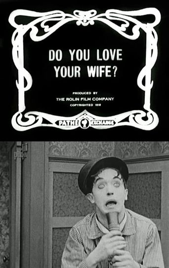 Do You Love Your Wife? Poster