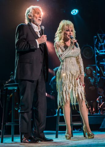 All In For The Gambler: Kenny Rogers Farewell Concert Celebration Poster