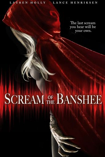 Scream of the Banshee Poster