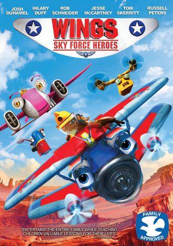 Wings: Sky Force Heroes Poster