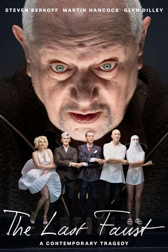 The Last Faust Poster