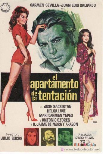 El apartamento de la tentación Poster