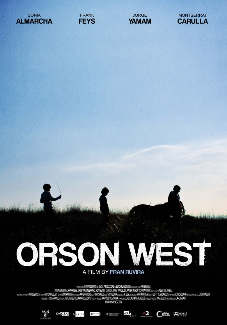 Orson West Poster