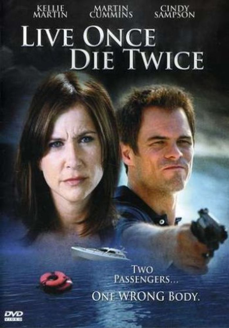 Live Once, Die Twice Poster