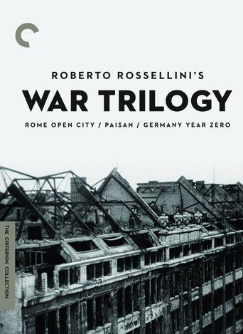 Roberto Rossellini: Frammenti e Battute Poster