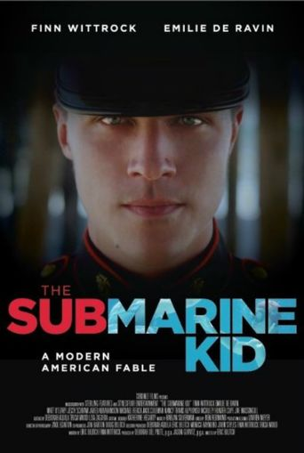 The Submarine Kid Poster